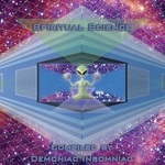 DEMONIAC INSOMNIAC/VARIOUS - Spiritual Science (Front Cover)