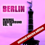 VARIOUS - Berlin Minimal Underground Vol 16 (Front Cover)