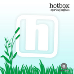 HOTBOX - Spring Again (Front Cover)