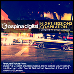 VARIOUS - Night Sessions (Front Cover)