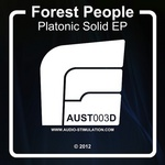 FOREST PEOPLE - Platonic Solid EP (Front Cover)