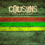 VARIOUS - Cousins Collection Vol 8 Platinum Edition (Front Cover)