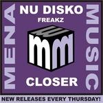 NU DISKO FREAKZ - Closer (Front Cover)