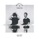 REPTILE YOUTH - Black Swan Born White Remixes (Front Cover)