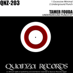 FOUDA, Tamer - Underground Punch EP (Front Cover)
