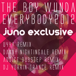 BOY WUNDA, The - Everybody 2012 (Front Cover)