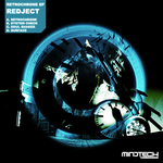 REDJECT - Retrochrone EP (Front Cover)