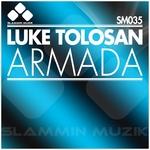 TOLOSAN, Luke - Armada (Front Cover)