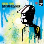 HERMA PUMA - Synchro Remixed EP One (Front Cover)