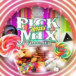 VARIOUS - Mixclique Records Presents - Pick & Mix Volume One (Front Cover)