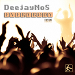 DEEJAYNOS - Everybody EP (Front Cover)