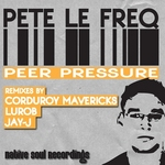 LE FREQ, Pete - Peer Pressure (Front Cover)