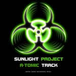 SUNLIGHT PROJECT - Atomic Track (Front Cover)