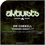 DR CHEKILL - Summer Night EP (Front Cover)