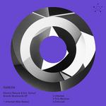 ELECTRIC RESCUE/ERIC TARLOUF - Grands Boulevards EP (Front Cover)