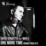 VENDETTA, David feat MAX C - One More Time [Remix Pack, Vol. 1] (Front Cover)