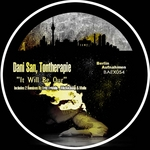 SAN, Dani/TONTHERAPIE - It Will Be Our (Front Cover)