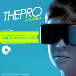 PRO, The - Remixed (Front Cover)