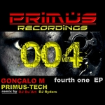 Goncalo M/PRIMUS TECH - Fourth One EP (Front Cover)