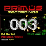 DU ART/PRIMUS TECH - Third One EP (Front Cover)