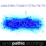 JUSTICE & METRO/DOUBLE 0/DJ TRAX/NIC TVG - Disdained 2000-2010 Reloaded (Front Cover)