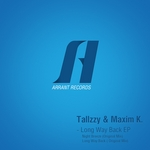 TALLZZY/MAXIM K - Long Way Back (Front Cover)