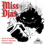MISS DJAX - Acid Storm (Front Cover)