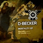 D-BECKER - Mentality EP (Front Cover)