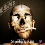 DJ SONICS - Smoking Kills (Front Cover)