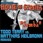 """House Of Gypsies """"Samba"""" Matthias Heilbronn (remixes)"""
