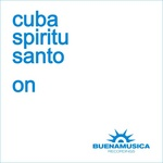 CUBA SPIRITU SANTO - On (Back Cover)