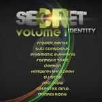 SUBCONSCIOUS - Secret Identity Vol 1 (Front Cover)