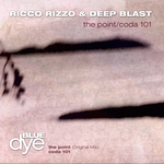 RIZZO, Ricco/DEEP BLAST - The Point (Front Cover)