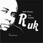 BLACKMAN, David - Tech House The Twister (Front Cover)