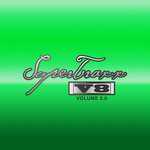 VARIOUS - V8 Supertraxx Vol 2 (Front Cover)