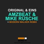 AMZBEAT/MIKE RUSCHE - Original & Eins (Front Cover)