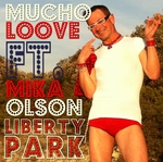 MUCHO LOOVE feat MIKA OLSON - Liberty Park (Front Cover)