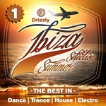 VARIOUS - Drizzly Ibiza Summer Selection Vol 1 (The Best In Dance Trance House Electro) (Front Cover)