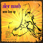 ALEX MASH - New Day EP (Front Cover)