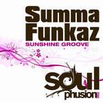 SUMMA FUNKAZ - Sunshine Groove (Front Cover)