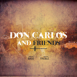 VARIOUS - Don Carlos & Friends Platinum Edition (Front Cover)