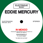 MERCURY, Eddie feat LINCOLN ROGERS - In Mexico (Front Cover)