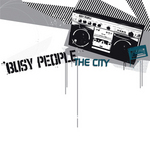 BUSY PEOPLE - The City (Front Cover)