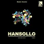 HANSOLLO - Hansollo EP (Front Cover)