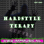 MIKY F vs WALTER ONE - Hardstyle Terapy (Front Cover)