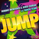 ROBBIE MORODER/SERGI DURAN feat TANGA TEAM - Jump (Front Cover)