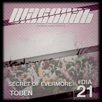 TOBEN - Secret Of Evermore (Front Cover)