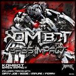 KOMBOT - Bass Impact (Front Cover)