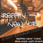 DJ SKIPP UNRELEASED PROJECT - Reppin New York (Front Cover)