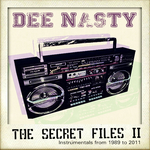 DEE NASTY - The Secret Files Vol II (Front Cover)